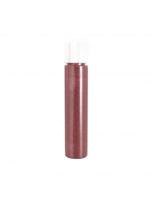 Recharge Gloss Bio - Glam brown 015 3,8 ml - Zao Make-up