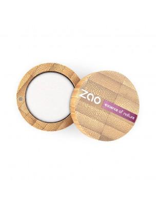 Ombre à paupières nacrée Bio - Blanc 101 3 grammes - Zao Make-up