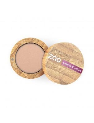 Ombre à paupières nacrée Bio - Sable doré 105 3 grammes - Zao Make-up