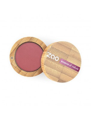 Ombre à paupières nacrée Bio - Rose pêche 111 3 grammes - Zao Make-up