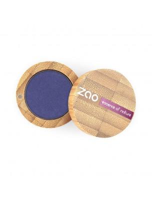 Ombre à paupières nacrée Bio - Bleu saphir 112 3 grammes - Zao Make-up