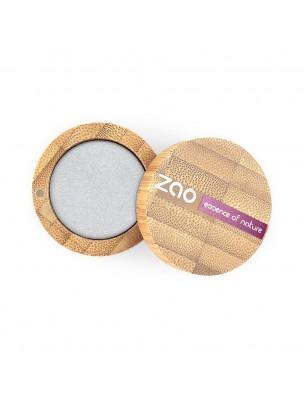 Ombre à paupières nacrée Bio - Argent 114 3 grammes - Zao Make-up