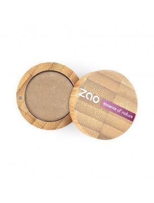 Ombre à paupières nacrée Bio - Bronze rosé 117 3 grammes - Zao Make-up