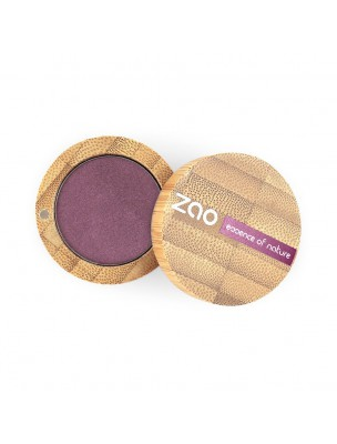 Ombre à paupières nacrée Bio - Prune 118 3 grammes - Zao Make-up