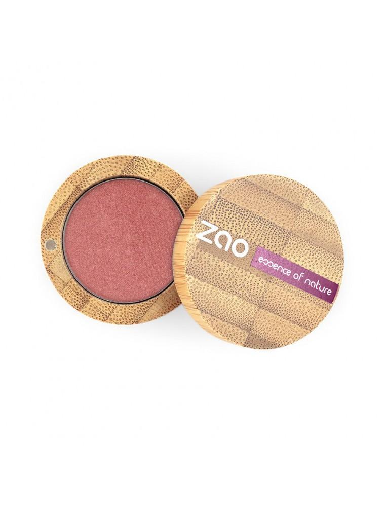 Ombre à paupières nacrée Bio - Rose corail 119 3 grammes - Zao Make-up