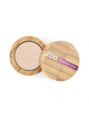 Ombre à paupières nacrée Bio - Ivoire nacrée 121 3 grammes - Zao Make-up