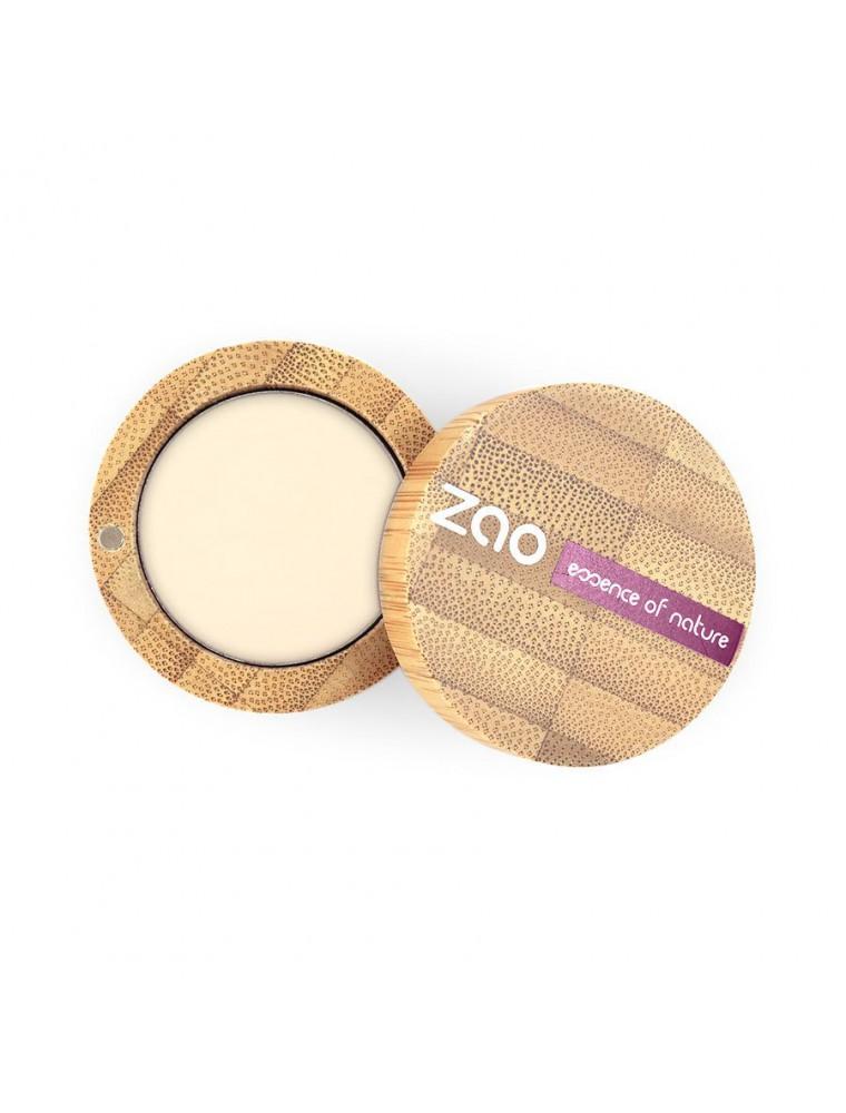 Ombre à paupières mate Bio - Ivoire 201 3 grammes - Zao Make-up