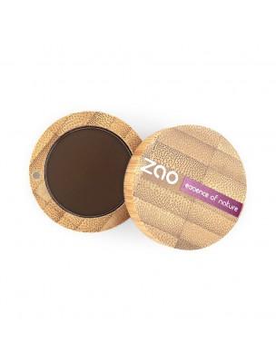 Ombre à paupières mate Bio - Brun foncé 203 3 grammes - Zao Make-up