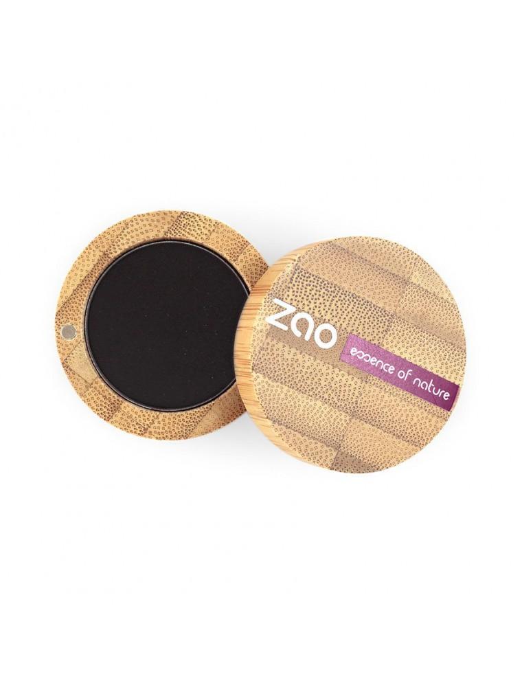 Ombre à paupières mate Bio - Noir 206 3 grammes - Zao Make-up