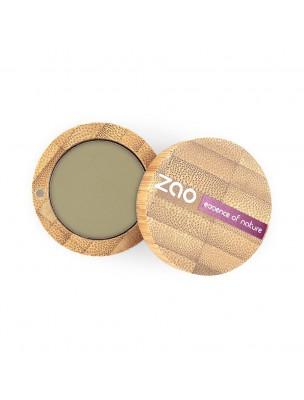 Ombre à paupières mate Bio - Vert olive 207 3 grammes - Zao Make-up