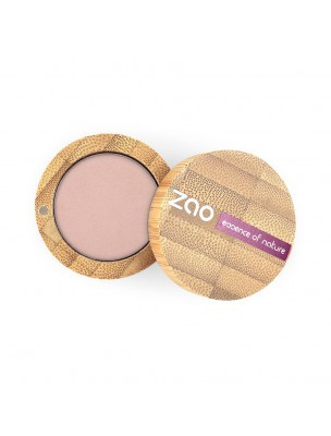 Ombre à paupières mate Bio - Nude 208 3 grammes - Zao Make-up