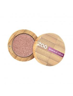 Ombre à paupières Ultra Shiny Bio - Cuivre rosé 271 3 grammes - Zao Make-up