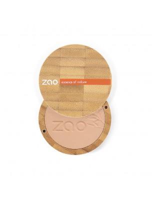 Poudre Compacte Bio - Brun beige 303 9 grammes - Zao Make-up