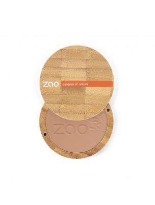 Poudre Compacte Bio - Chocolat au lait 305 9 grammes - Zao Make-up