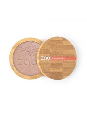 Shine-up Powder Bio - Champagne rosé 310 9 grammes - Zao Make-up