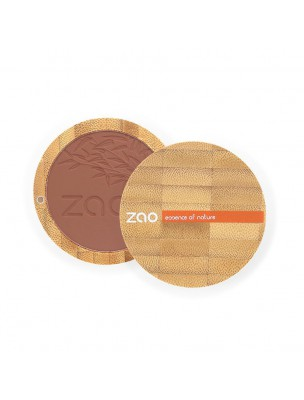 Fard à joues Bio - Brun orange 321 9 grammes - Zao Make-up