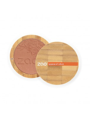 Fard à joues Bio - Corail doré 325 9 grammes - Zao Make-up