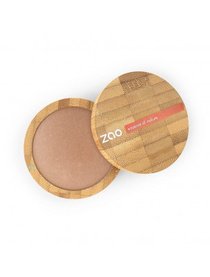 Terre cuite minérale Bio - Cuivre doré 341 15 grammes - Zao Make-up