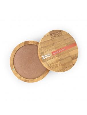 Terre cuite minérale Bio - Bronze cuivré 342 15 grammes - Zao Make-up
