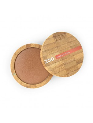Terre cuite minérale Bio - Bronze doré 343 15 grammes - Zao Make-up