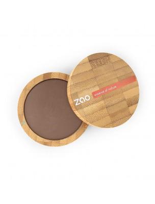 Terre cuite minérale Bio - Chocolat 344 15 grammes - Zao Make-up