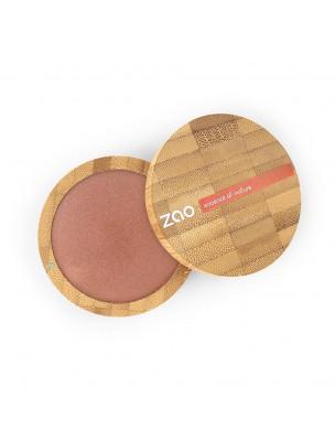 Terre cuite minérale Bio - Cuivre rouge 345 15 grammes - Zao Make-up