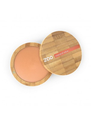 Terre cuite minérale Bio - Eclat naturel 347 15 grammes - Zao Make-up