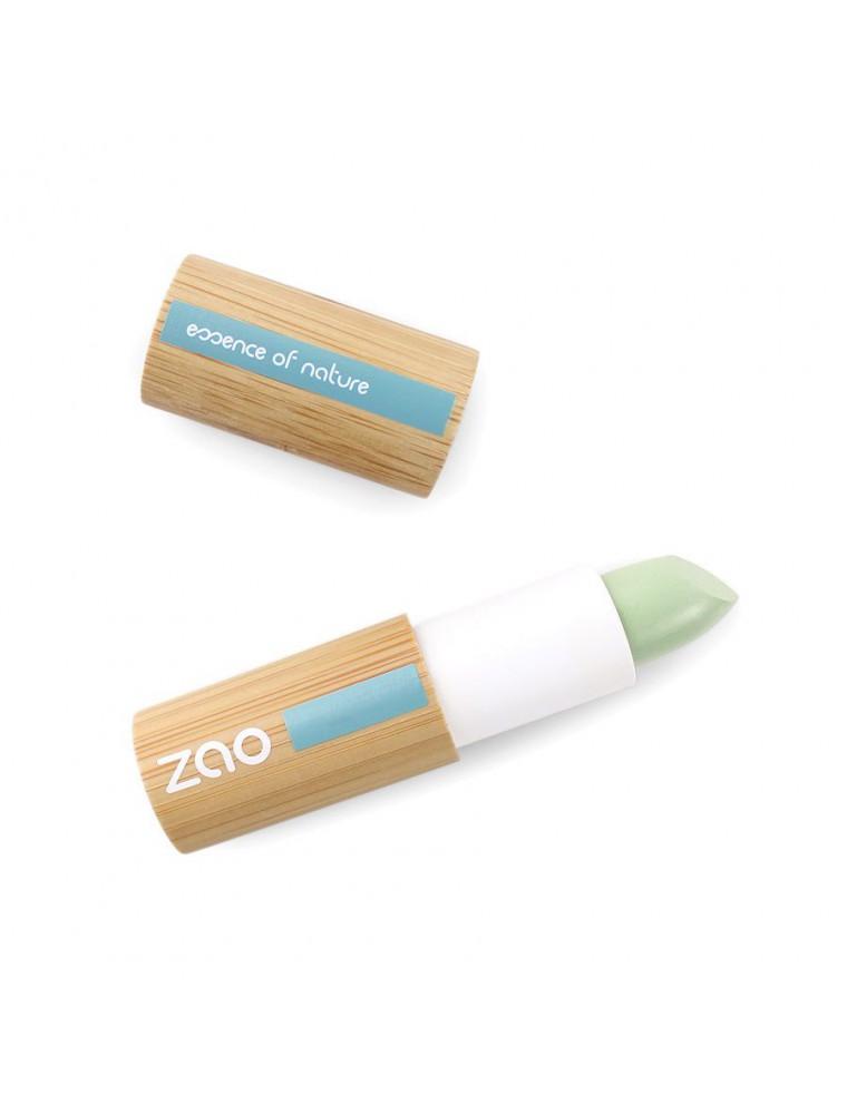 Correcteur Bio - Vert Anti-rougeurs 499 3,5 grammes - Zao Make-up