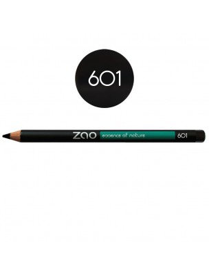Crayon Bio - Noir 601 1,14 grammes - Zao Make-up