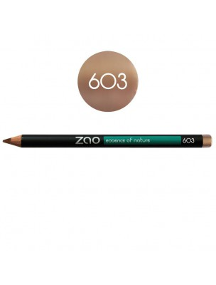 Crayon Bio - Beige nude 603 1,14 grammes - Zao Make-up