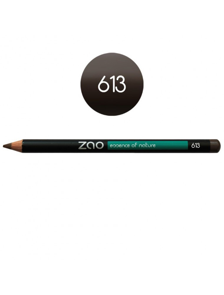 Crayon Bio - Sourcils blond 613 1,14 grammes - Zao Make-up