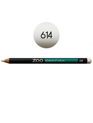 Crayon Bio - Blanc 614 1,14 grammes - Zao Make-up