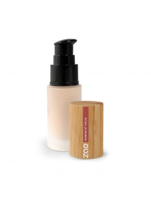 Soie de teint Bio - Sable clair 711 30 ml - Zao Make-up