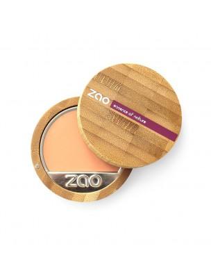 Fond de Teint Compact Bio - Ivoire 730 6 grammes - Zao Make-up