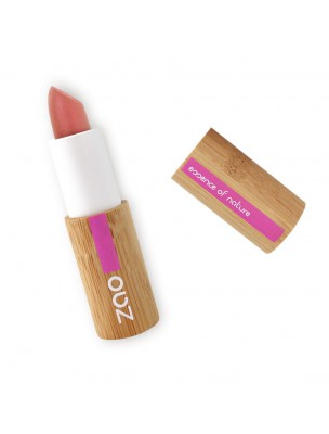 Rouge à lèvres Cocoon Bio - Oslo 414 3,5 grammes - Zao Make-up