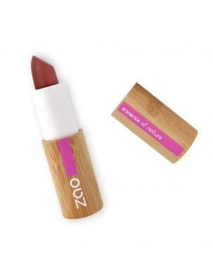 Rouge à lèvres Classic Bio - Brun naturel 471 3,5 grammes - Zao Make-up