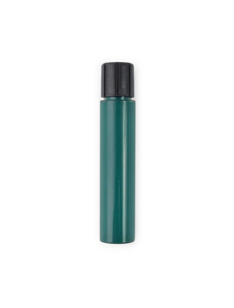 Recharge Eye liner Pinceau Bio - Vert kaki 075 3,8 ml - Zao Make-up