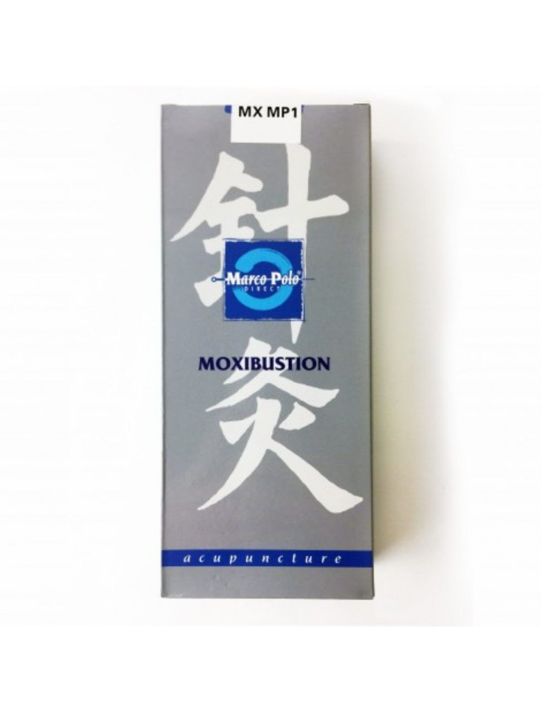 Moxas chinois d'armoise pure - Médecine traditionnelle chinoise 10 moxas 60 gélules - Propos Nature