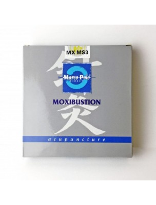 Moxas sans fumée - Médecine traditionnelle chinoise 8 moxas - Propos Nature