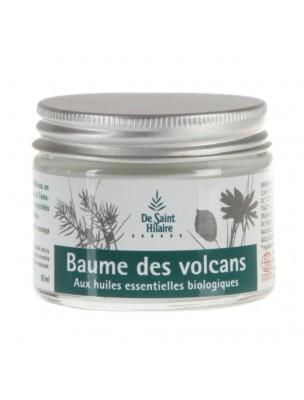 Baume des Volcans Bio - Articulations 50 ml - De Saint-Hilaire