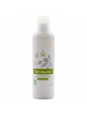 Gel Douche Bio - Mélisse et Citron 250 ml - De Saint-Hilaire