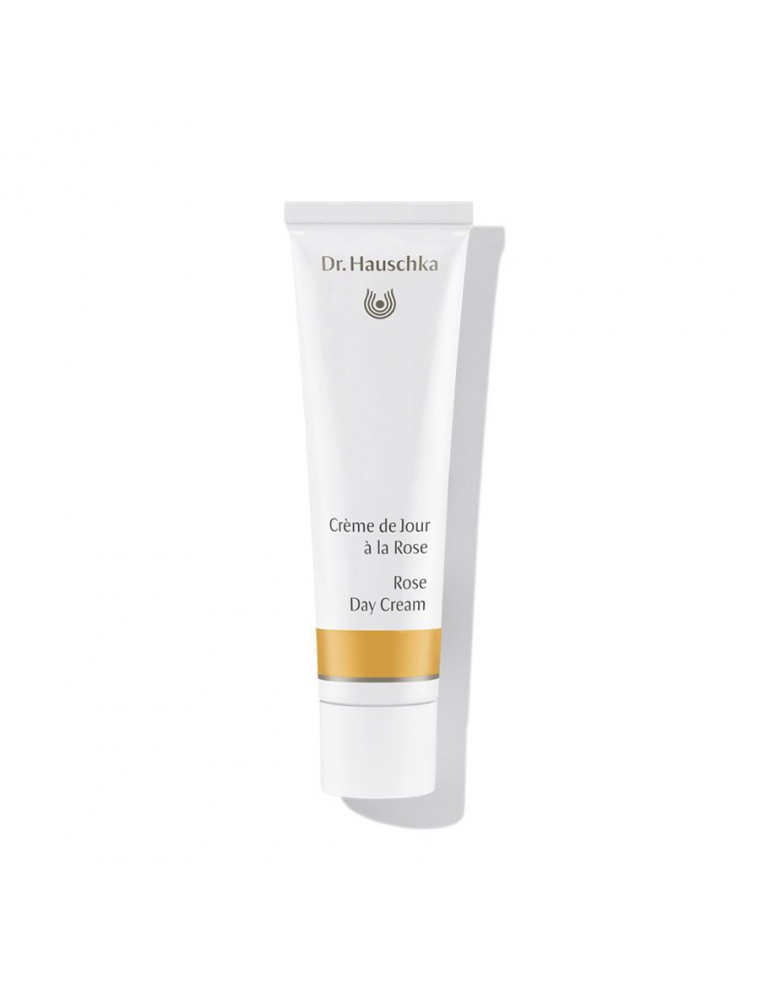 Crème de Jour à la Rose - Soin du visage 30 ml - Dr Hauschka