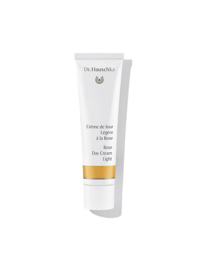 Crème de Jour Légère à la Rose - Soin du visage 30 ml - Dr Hauschka