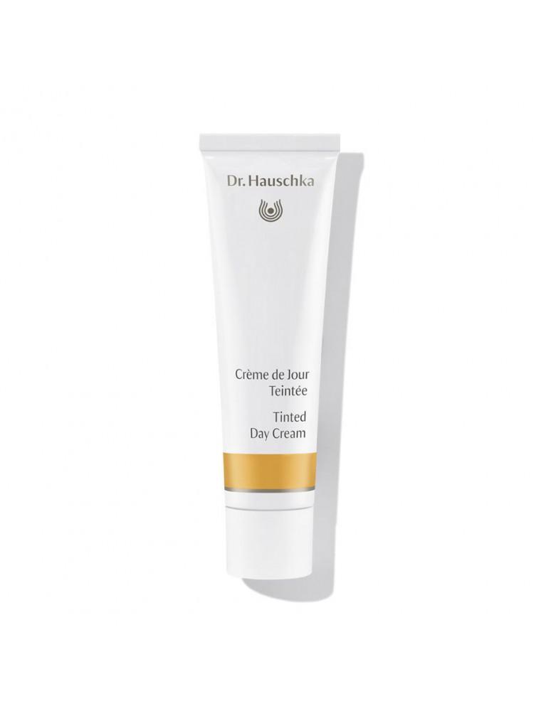 Crème de Jour teintée - Soin du visage 30 ml - Dr Hauschka