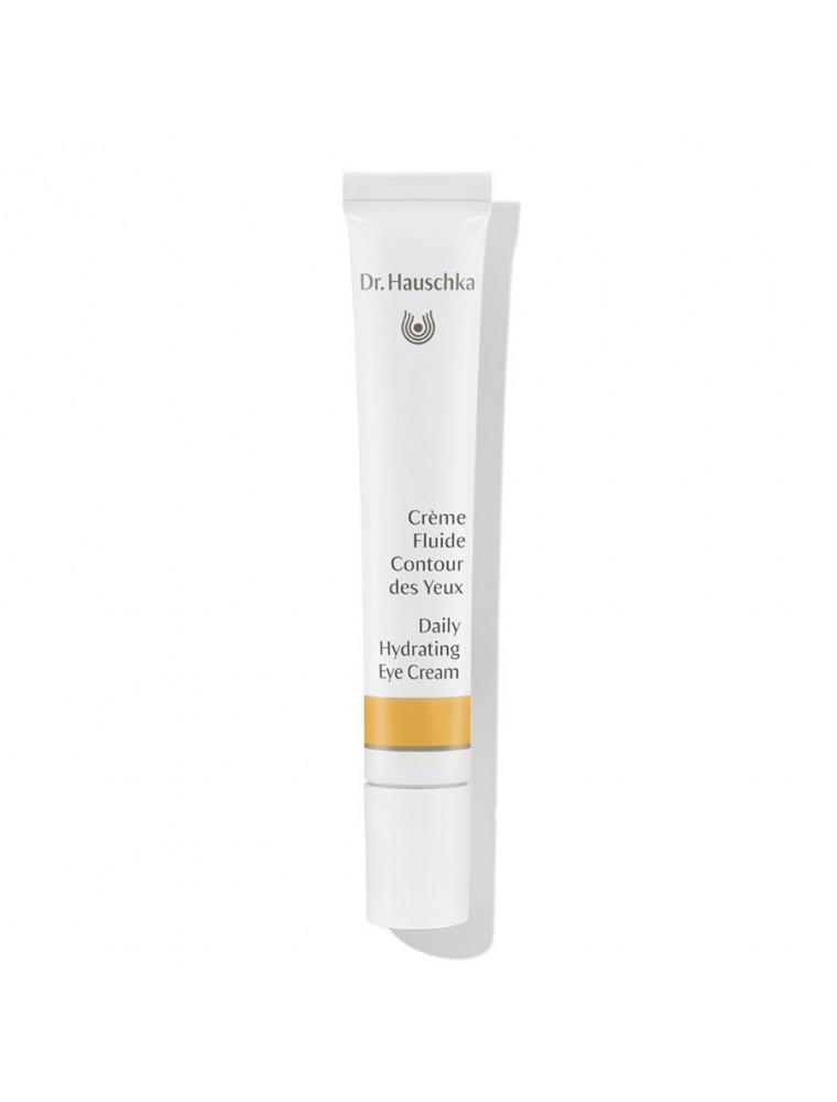 Crème Fluide Contour des yeux - Soin des yeux 12,5 ml - Dr Hauschka