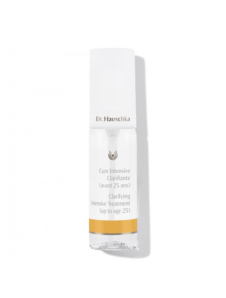 Cure Intensive Clarifiante (avant 25 ans) - Soin du visage 40 ml - Dr Hauschka