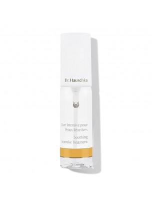 Cure Intensive pour Peaux réactives - Soin du visage 40 ml - Dr Hauschka