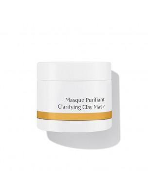 Masque Purifiant - Soin du visage 90 g - Dr Hauschka