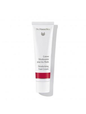 Crème Déodorante pour les Pieds - Soin des pieds 30 ml - Dr Hauschka