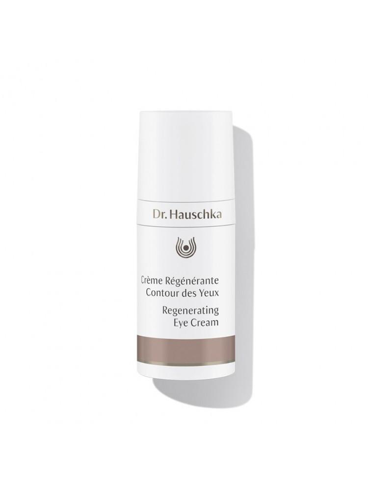 Crème Régénérante Contour des Yeux - Soin des yeux 15 ml - Dr Hauschka